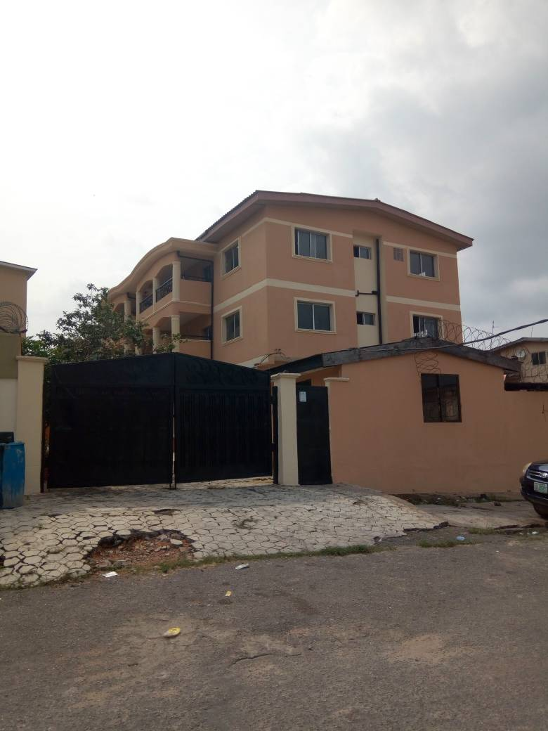 6 Units of Two Bedroom Flat at Ikeja