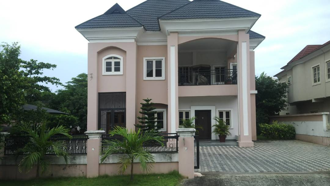 Magnificent 5 Bedroom mansion at lekki