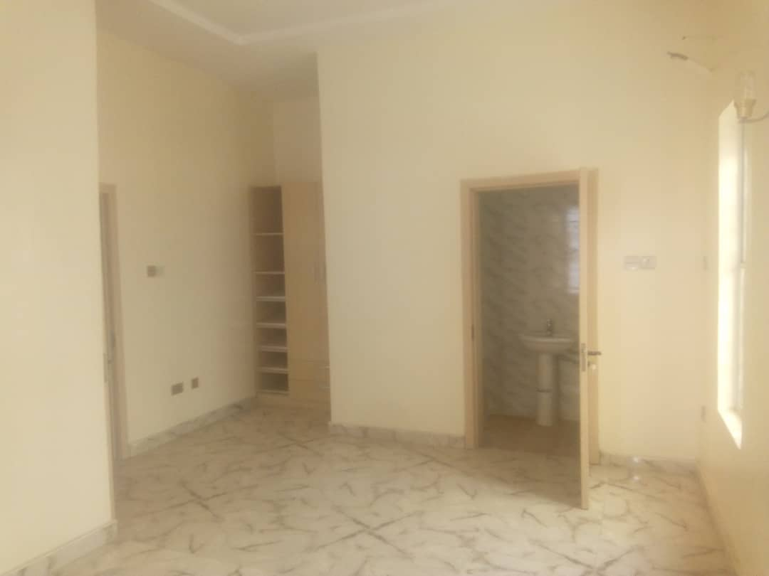 Lovely Four Bedroom Detached Duplex + BQ at Lekki
