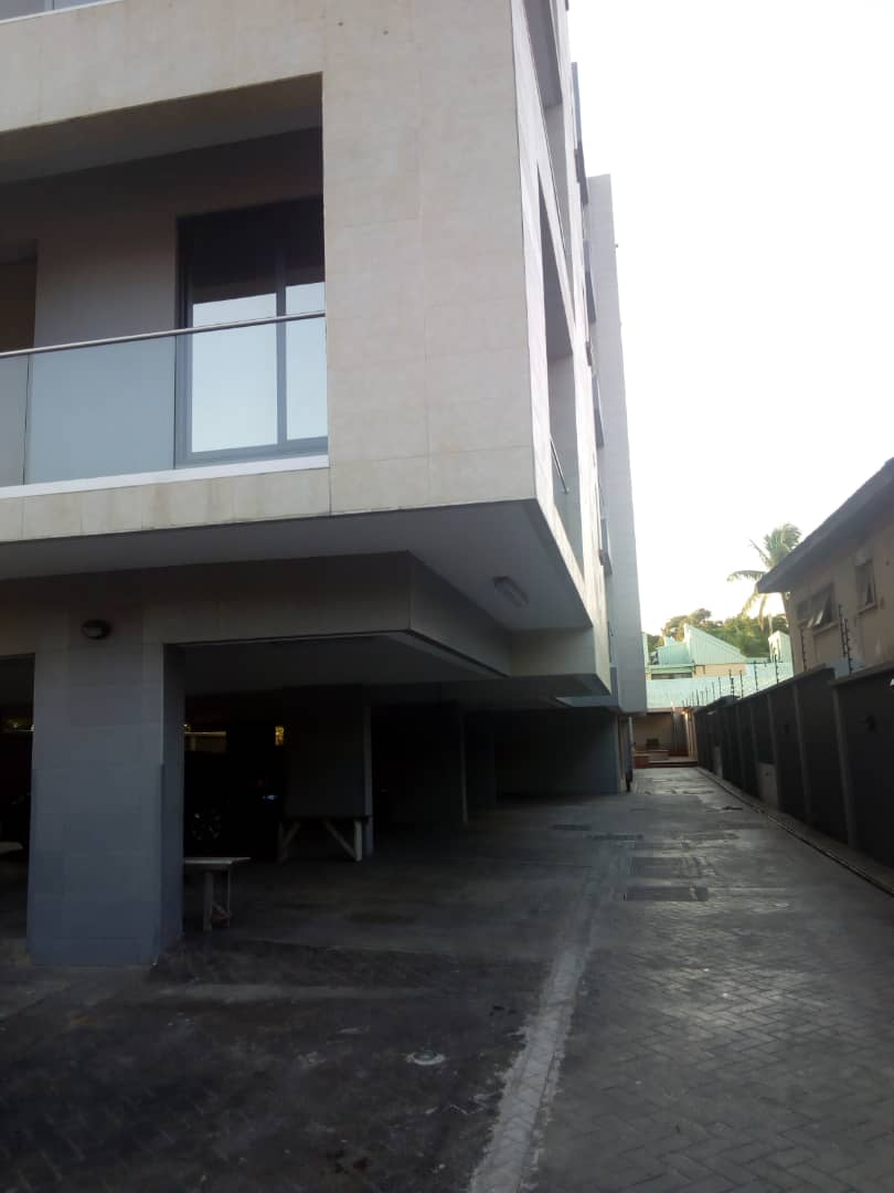 Newly Built Two Units Of Serviced Five Bedroom Terrace at Victoria Island