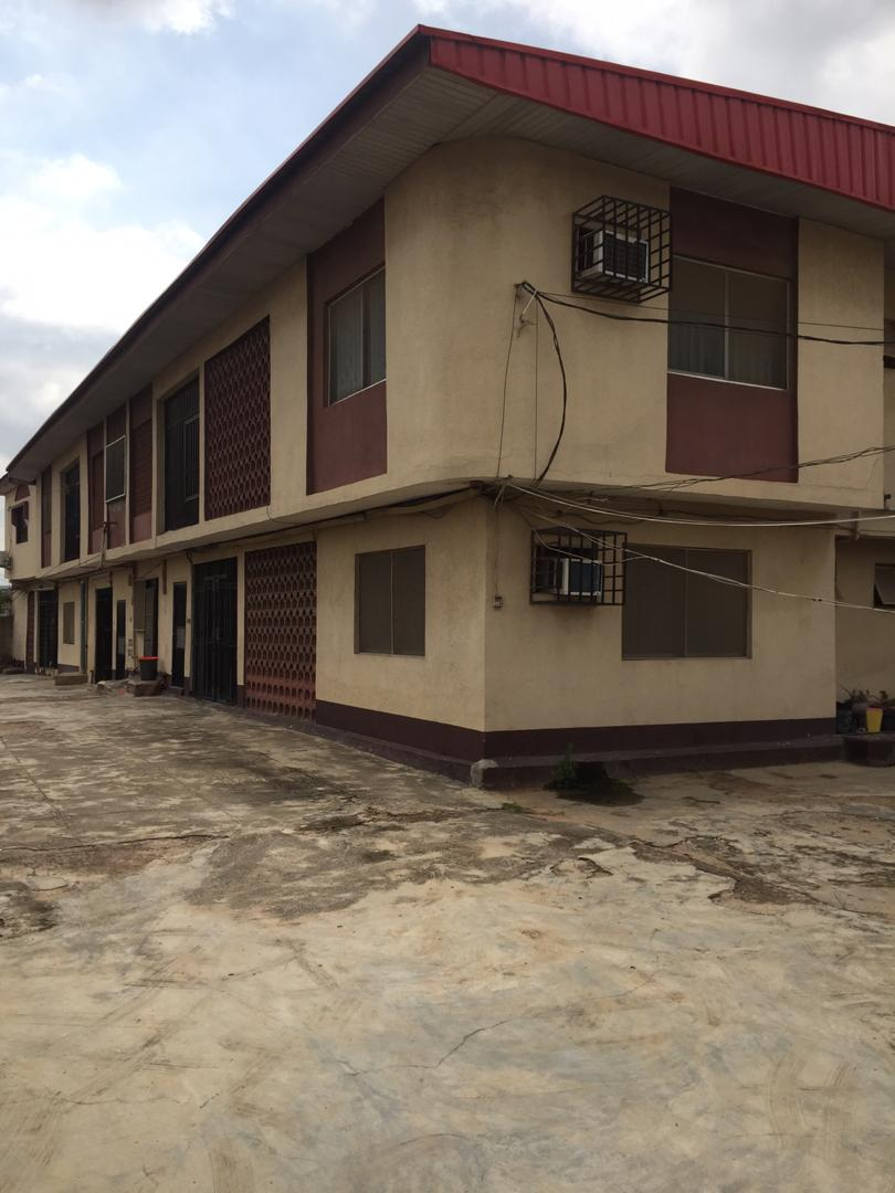 Newly Renovated Three Bedroom Flat at Gbagada