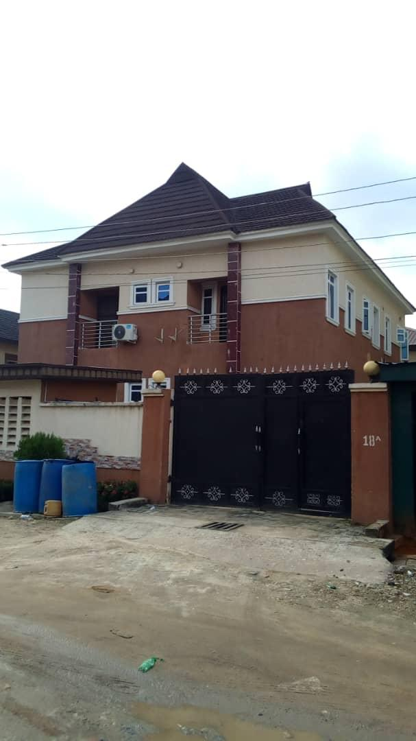 Beautiful Three Bedroom Flat at Gbagada